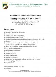 EinladungJahreshauptversammlung2019